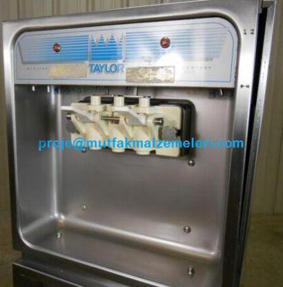 kullanilmis taylor dondurma makinasi